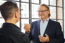 Udo F. Mann im Interview