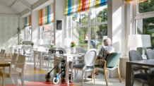 Altenheimeinrichtung leasen durch die FML Leasinggesellschaft