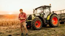 Trakor-Leasing durch die FML Leasinggesellschaft Traktor